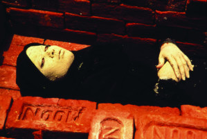Brick Coffin